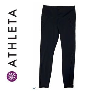 Athleta Black Classic Leggings